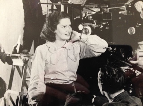 Lizzie to make new documentary about the life and work of Jill Craigie